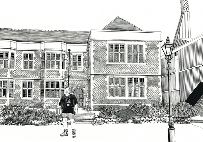 The Maths Building, Charterhouse