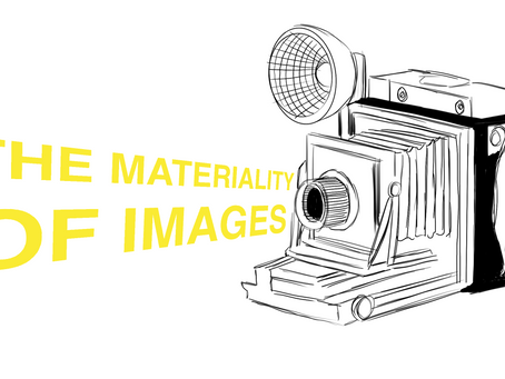QofR: The materiality of images