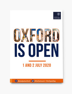 Oxford Open Day Guide