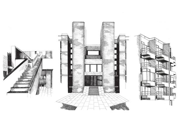 Kenyon Building, St Hugh's College