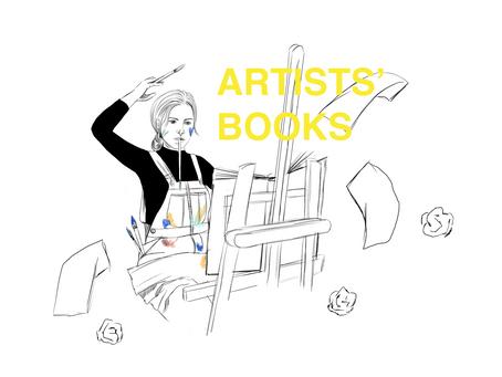 QofR: Artists' books