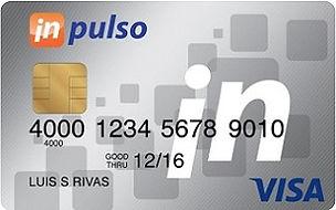 Cartão de Premiação - Bandeira Visa