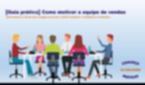 [E-Book] Como motivar a equipe de vendas