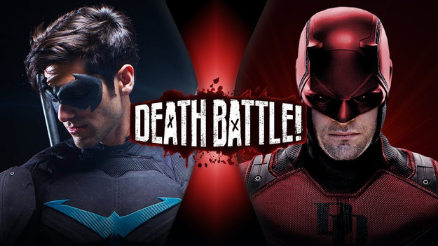 Death Battle- Ismahawk