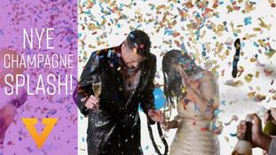 NYE Champagne- Vegas.com