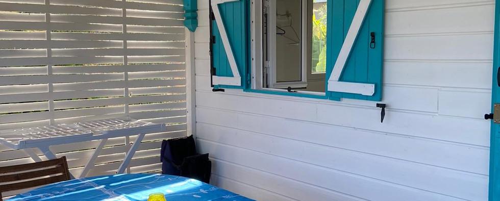 Azur indigo | Les gîtes Tit'anse à Capesterre-de-Marie-Galante