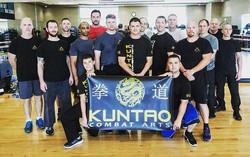 2017 Raleigh NC Kuntao Seminar