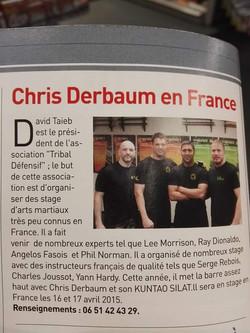 Magazine Paris