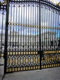 Madrid Spain Presidential House