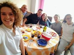 Host Alan and Marta (Food)