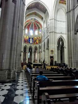 Church Madrid