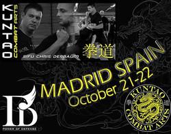 Madrid Spain Seminar