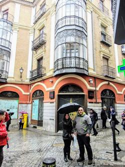 Toledo Spain Karla/Alan