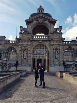 Karla and David/Castle France