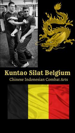 Belgium Kuntao Poster