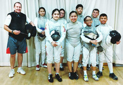 Fencing in Singapore