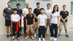 Singapore Sifu Kwok Class