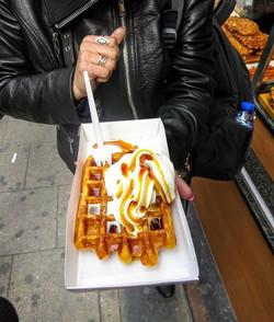 Waffle Brussels