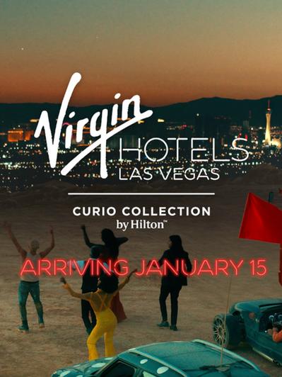 Virgin Hotel commercial #2