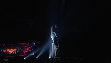The Diva in _Evolution_ - Shenzhen, Chin