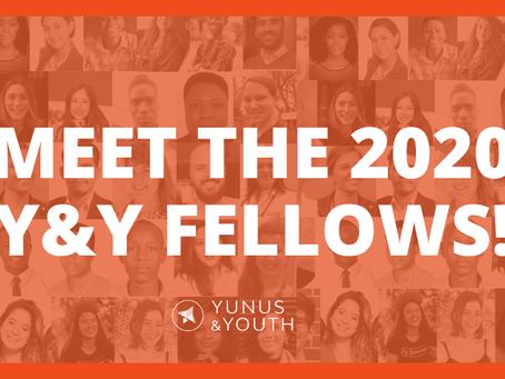 Yunus and Youth fellowship, 2020