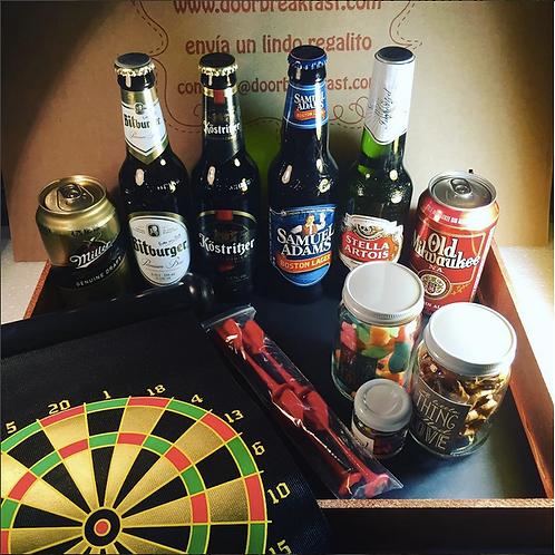 Juego Cervezas y Botana time!