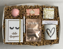 kit sap  kit beauty spa box regalos para consentir regalos a domicilio regalo original a domicilio r