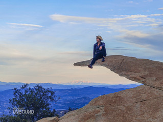 The Most Popular Hike in San Diego: Potato Chip Rock