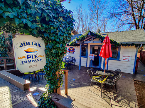 If You Like Pie, Pickles, and Hiking, Check Out Julian California