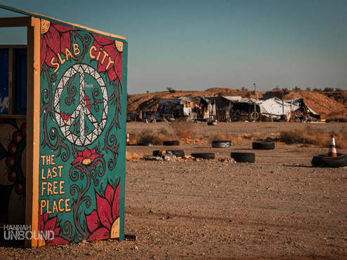 Slab City: The last truly free place in America