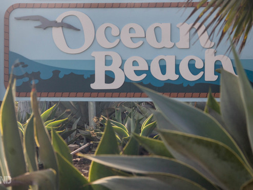Ocean Beach, San Diego: Come for the beach, stay for the fish tacos