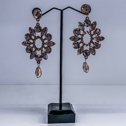 RoseGold earrings 2.0