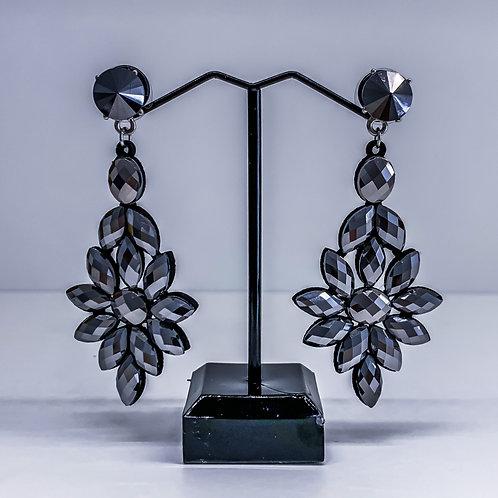 THE BLACK earrings 2.0