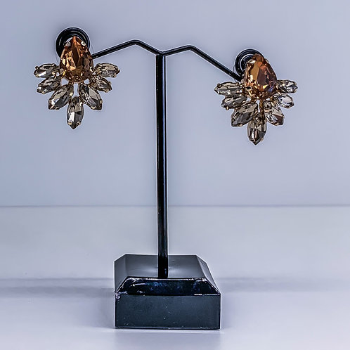Gold earrings 3.0