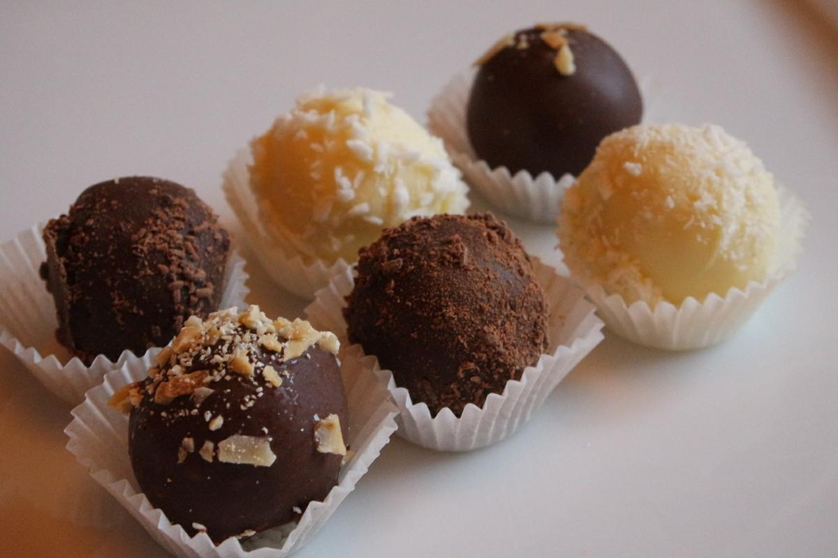 Мастер Класс. Шоколадные конфеты