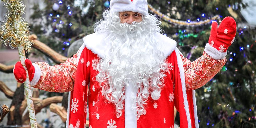 Рождество в Парке Сказок  (14:00)