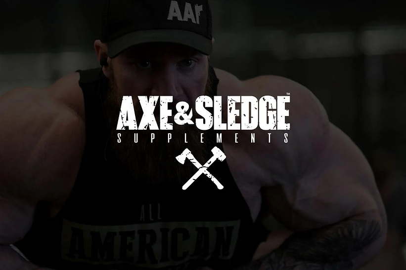 Axe and Sledge