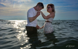 Love in the Water!