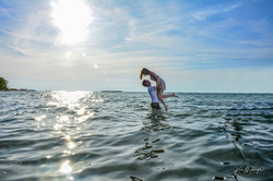 Engagement Session in the Water!