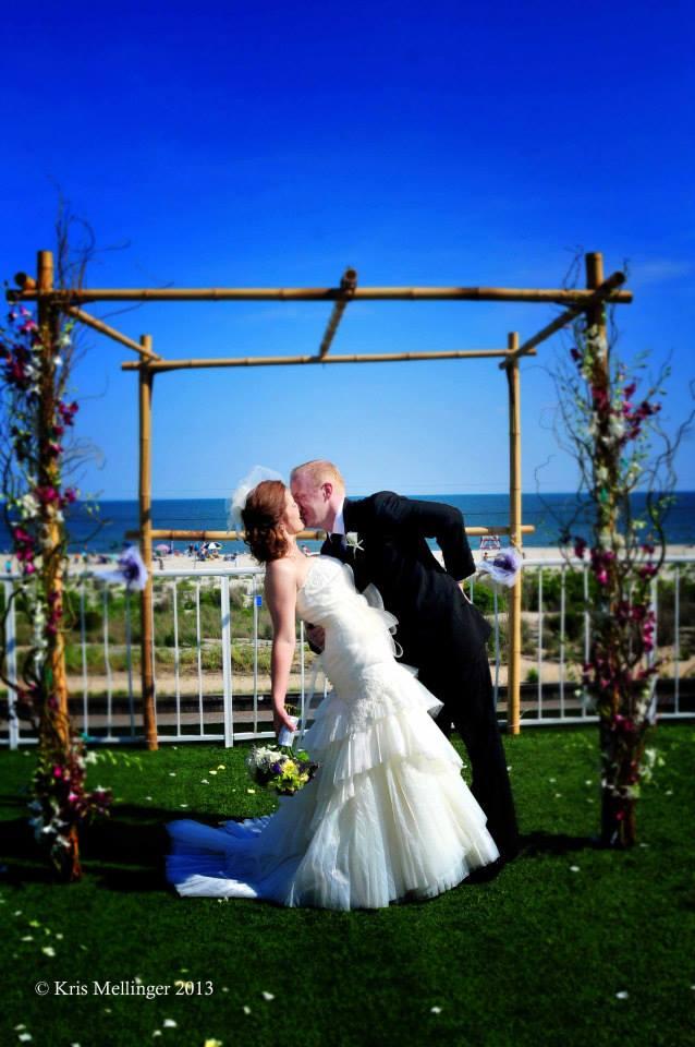Destination Wedding Cape May