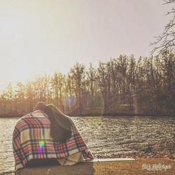 Love in the sun..