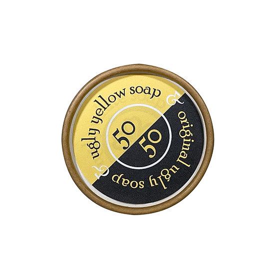 Ugly Yellow Detox Soap ® - 50/50 Facial Soap to Detox Mature Skin