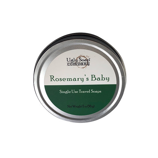 Travel Soap : Rosemary's Baby
