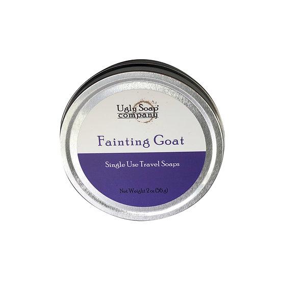 Travel Soap : Fainting Goat