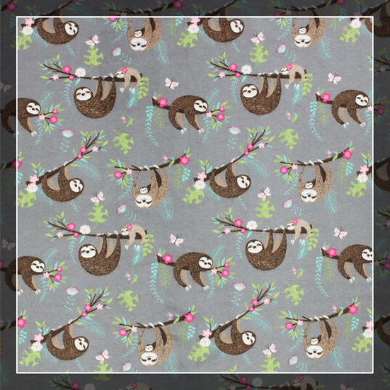 Sloths in Repose Snuggle Sacks!