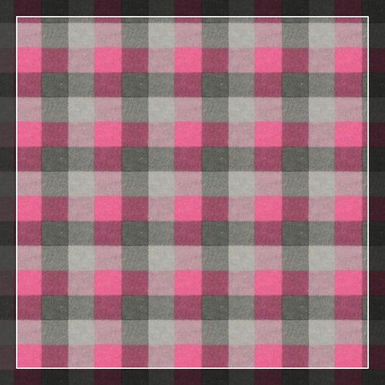 Pink Plaid Snuggle Sacks!