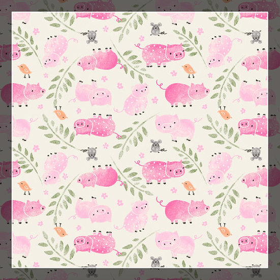Pink Piggies Snuggle Sacks!