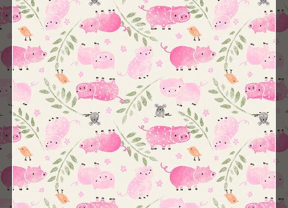 Pink Piggies Snuggle Sacks!