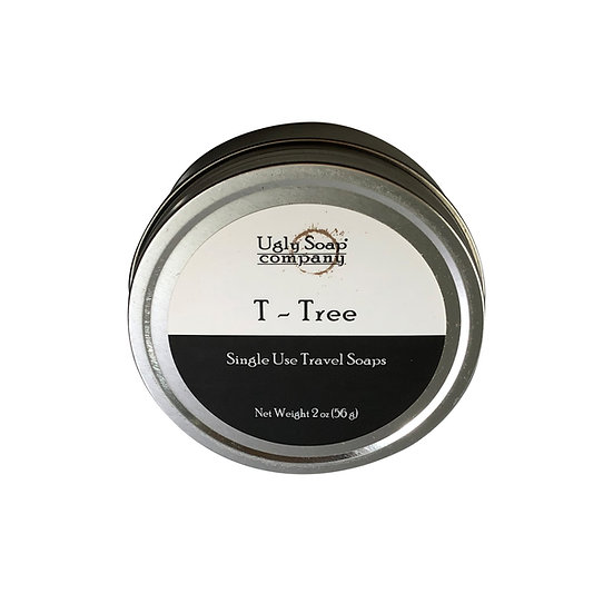 Travel Soap : T-Tree