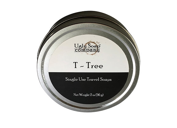Travel Soap : T-Tree